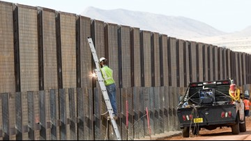 What happened to all that border fence money from 2006?   VERIFY