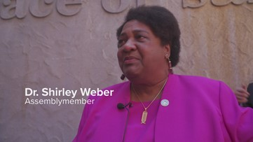 Assemblymember Dr. Shirley Weber on AB 392 | Extended Interview