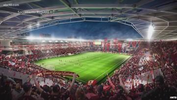 Sacramento City Council approves $27-million investment for new Major League Soccer stadium