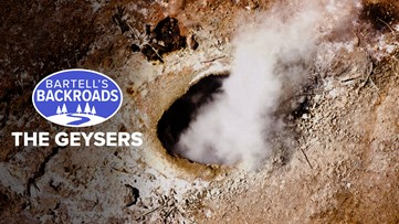 'The Geysers' power plant keeps California's electric grid green | Bartell's Backroads