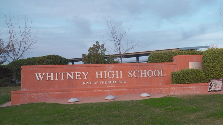 Asian students at Whitney High School receive hate messages over social media, school officials say