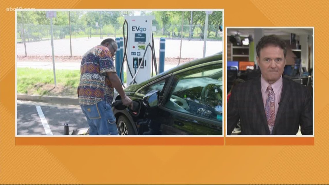 Sacramento's new car charging stations; Hulu hits 28 ...