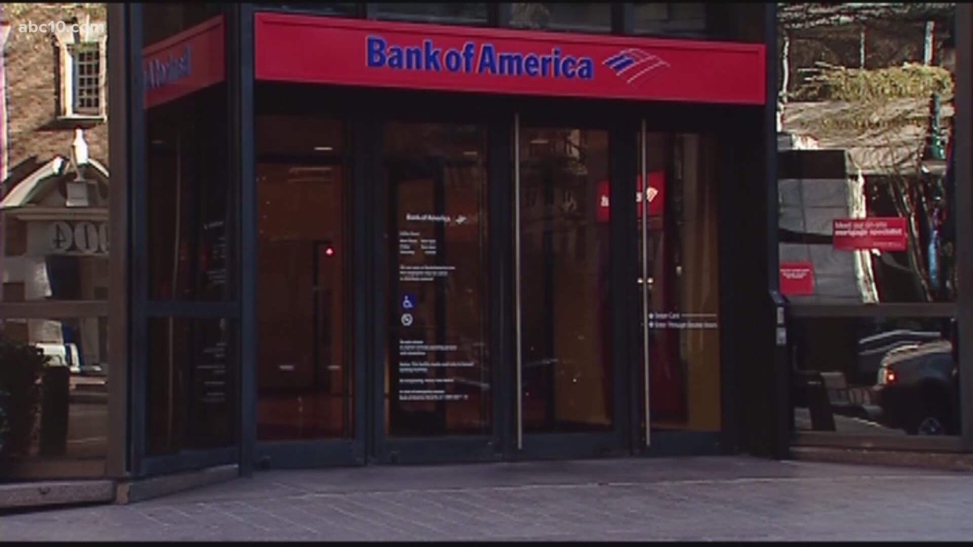 Lawmakers Call On Bank Of America To Fix Frozen Edd Debit Cards Abc10 Com