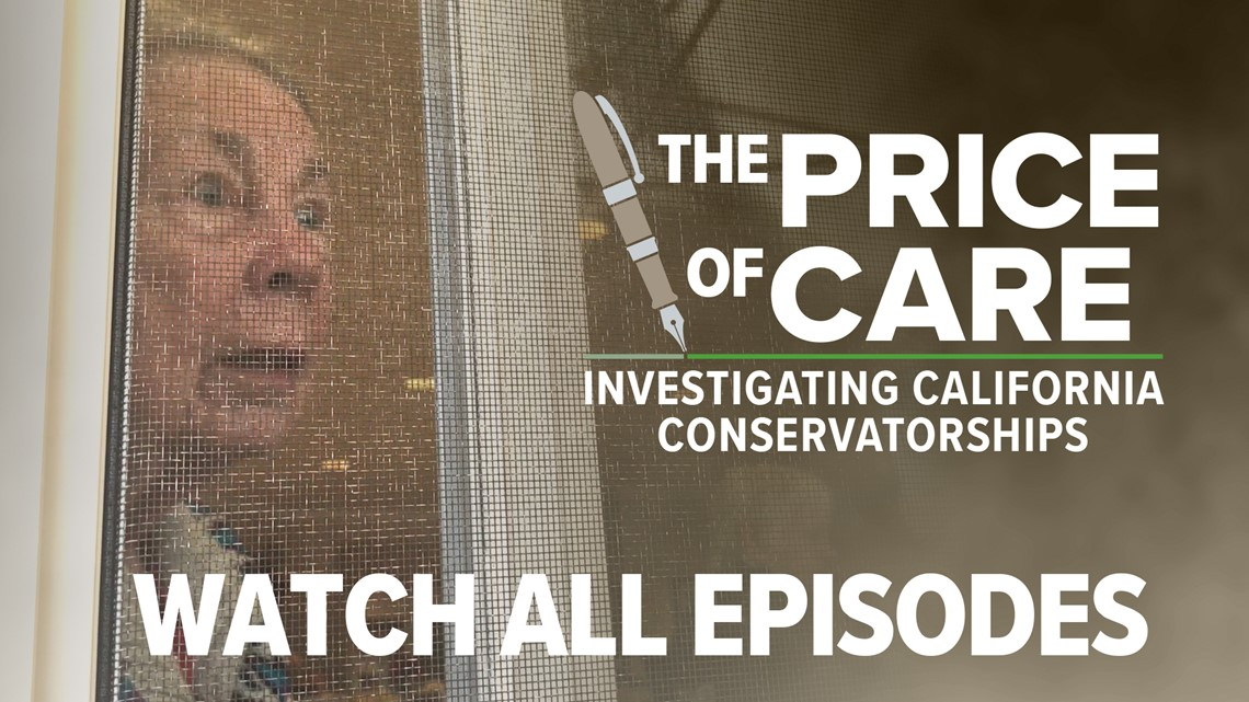 Watch All Episodes | The Price of Care: Investigating California Conservatorships