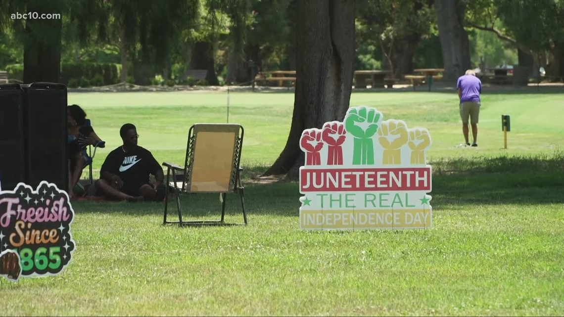 How Sacramento is celebrating Juneteenth in 2021