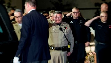 CHP mourns officer fatally struck in Riverside County