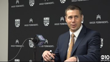 Dave Joerger talks Kings victory over Trail Blazers before long road trip