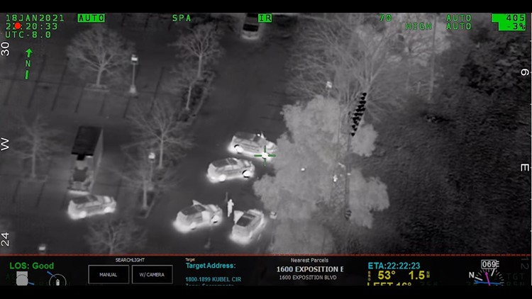 Dashcam video, suspect information released for shooting that killed Sacramento County Sheriff's Deputy Adam Gibson