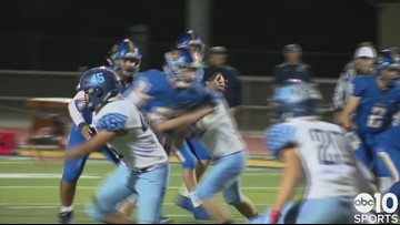 Oakmont Vikings suffer first loss, fall to Lincoln Fighting Zebras 28-17
