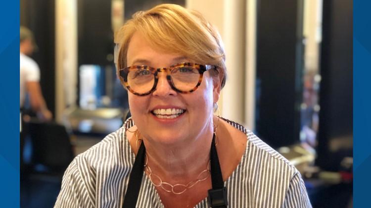Hairdresser Diane Plitka Kozak