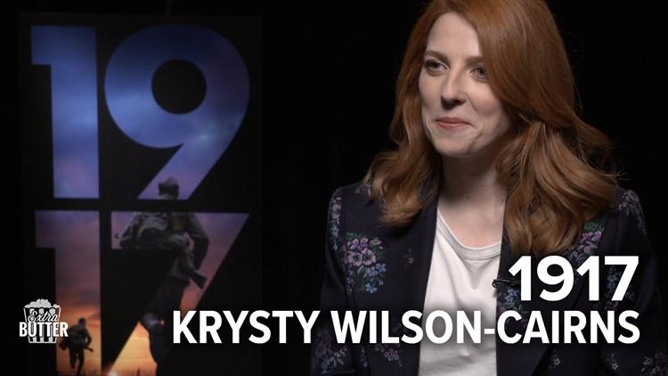 1917: Krysty Wilson Cairns talks about writing a unique war movie | Extra Butter Interview