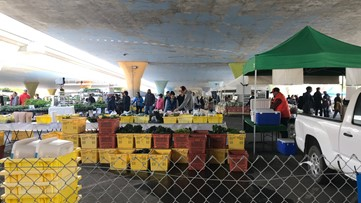 Sacramento farmers market stays open with new safety measures
