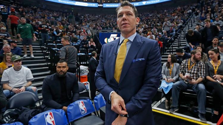 Report: Kings coach Luke Walton sued for sexual assault