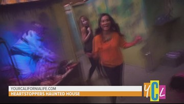 Heartstoppers Halloween Haunted House| Your California Playground