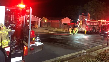 Rancho Cordova house fire leaves 2 pets dead, 3 in the hospital
