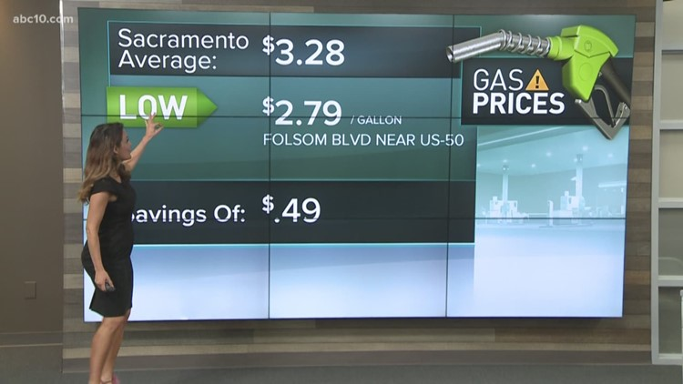 Begley's Bargains: Big savings at the gas pump in the Sacramento area