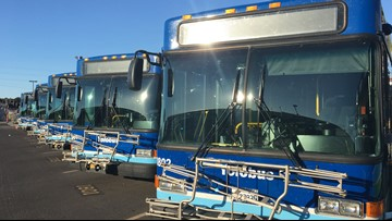 Yolobus offers free bus rides for youth 18 and under
