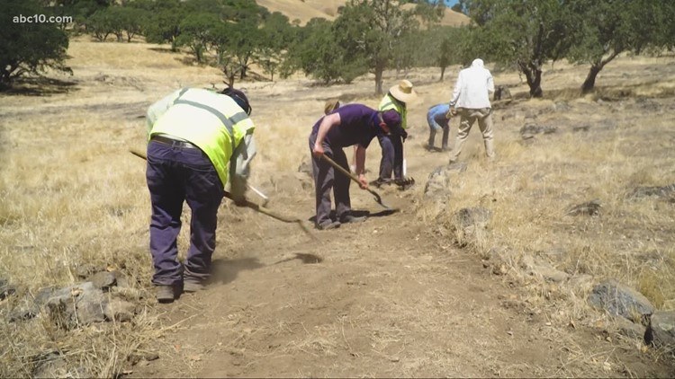 Fairfield non-profit working on building new trails, preserving land | Everyday Heroes