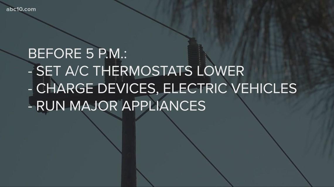 Flex Alert: Best practices for saving energy amid the heatwave