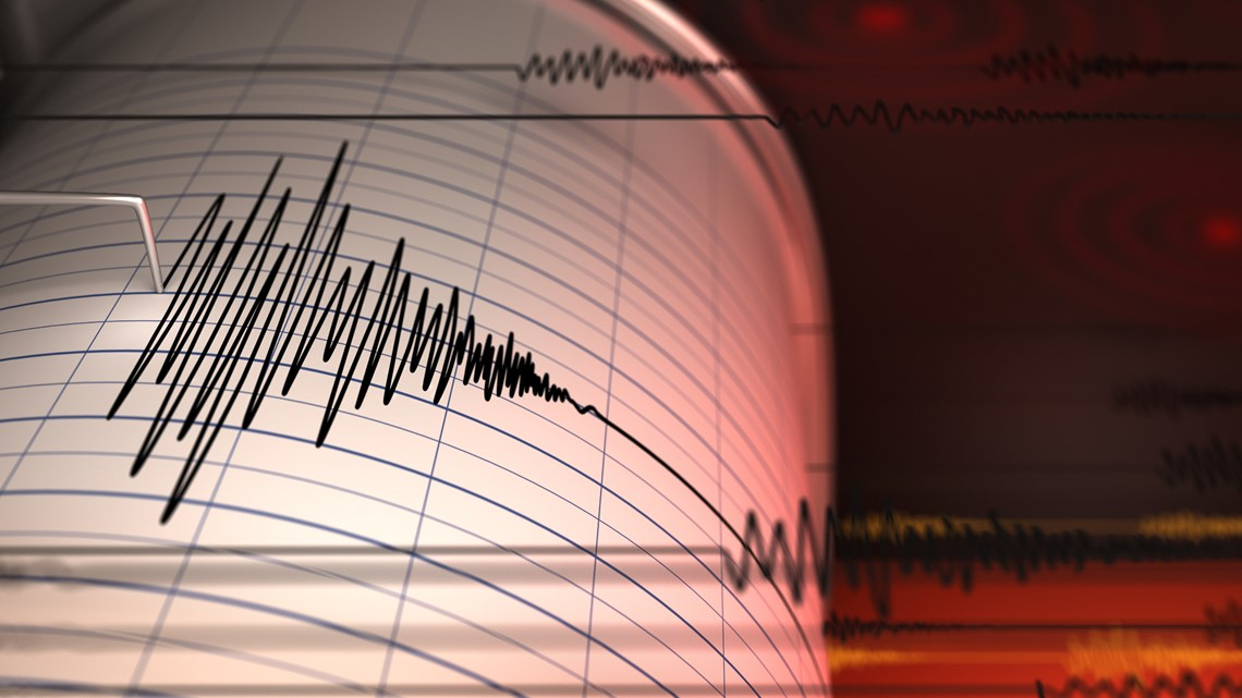 Magnitude-5.3 earthquake rocks Nevada