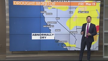 Local afternoon weather: March 15, 2019