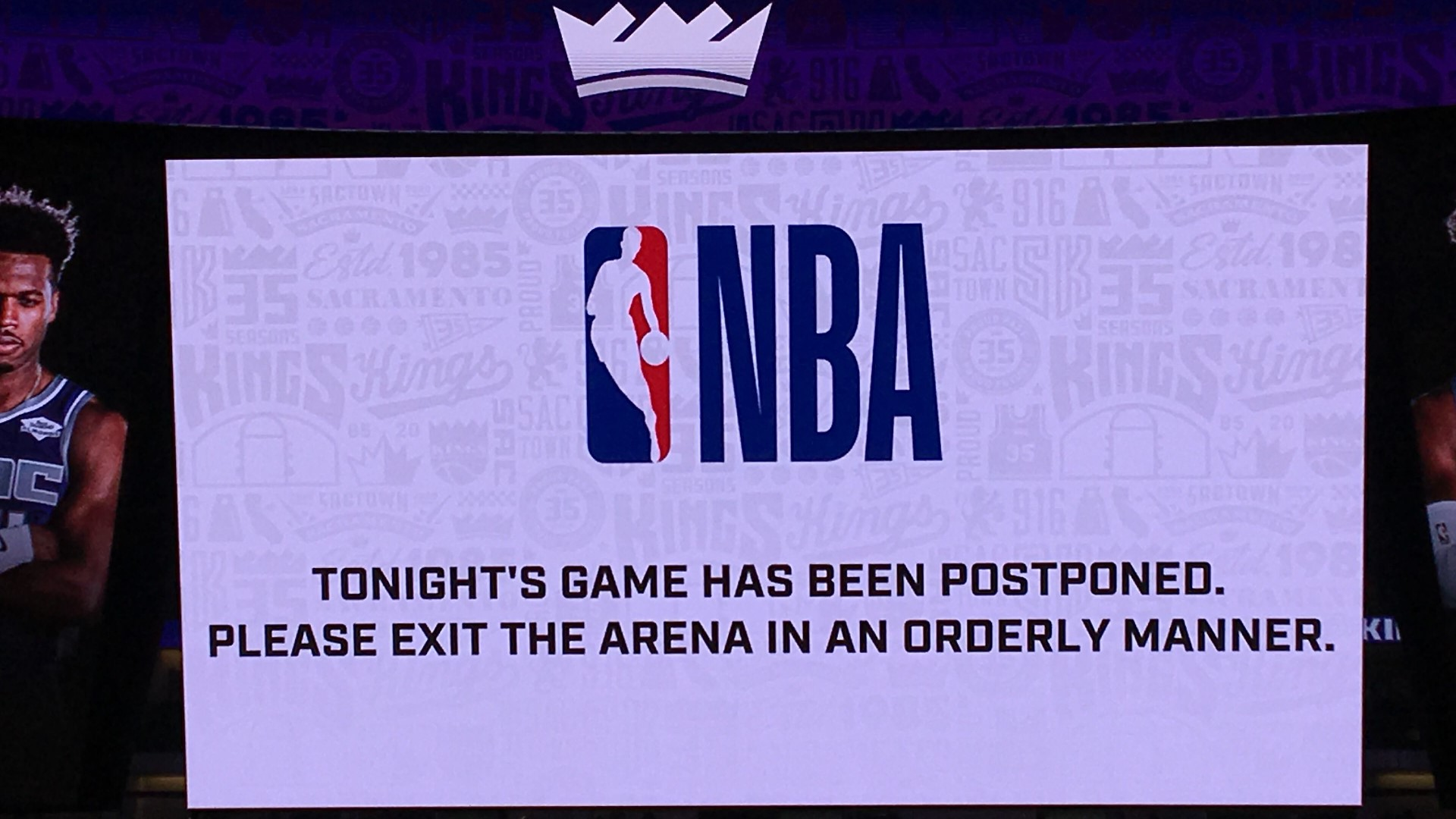 Sacramento Kings postpone Pelicans game due to coronavirus ...