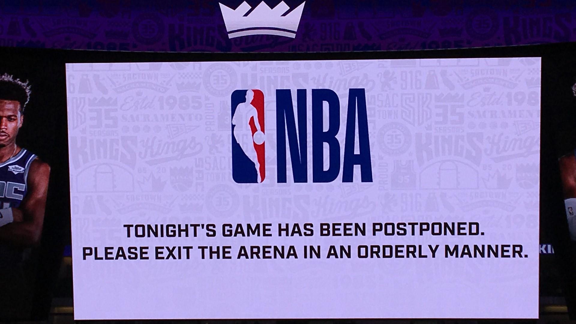 Sacramento Kings postpone Pelicans game due to coronavirus ...