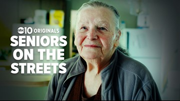 Seniors on the streets: Growing number of older people in Sacramento are experiencing homelessness