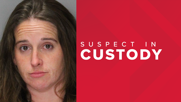 Woman arrested for setting fire to her own home in Citrus Heights