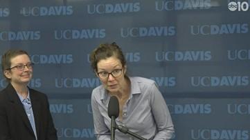 Coronavirus: UC Davis news conference | Raw