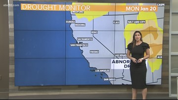 Geek Lab: What is an 'atmospheric river' and how much rain has it brought to Northern California?