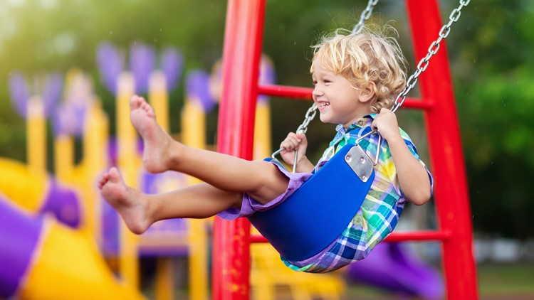 Playgrounds in California allowed to stay open under regional stay at home order