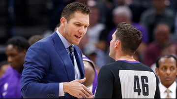 The winless Kings lose to the Hornets 118-111