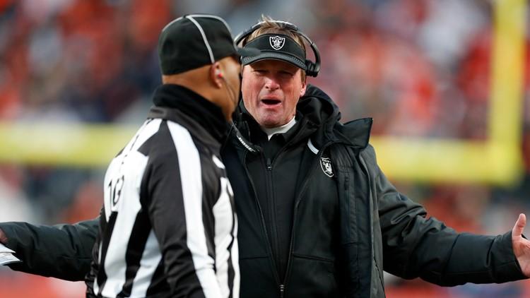 Raiders head to uncertain offseason before move to Las Vegas