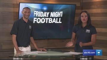 Friday Night Football on ABC10: Week 5