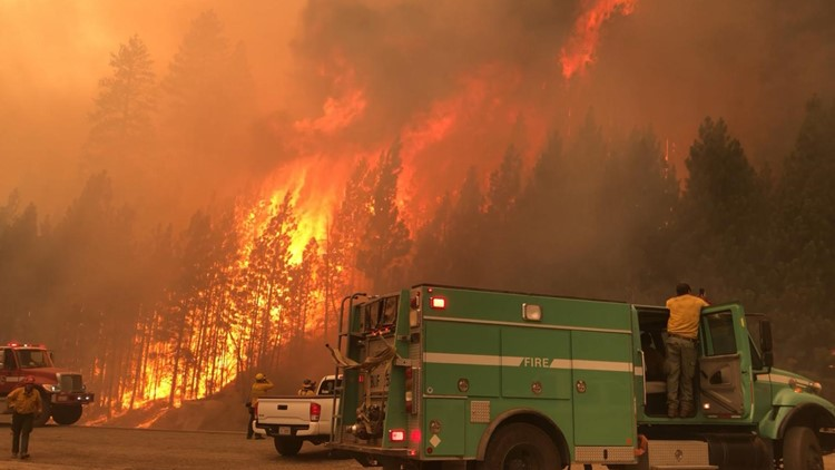California's rainy season is changing. Here's what that means for already worsening fire danger.