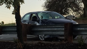 Deadly collision closes temporarily closes traffic in Folsom
