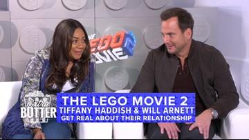 Tiffany Haddish & Will Arnett talk relationships in zany Lego Movie 2 Interview | Extra Butter