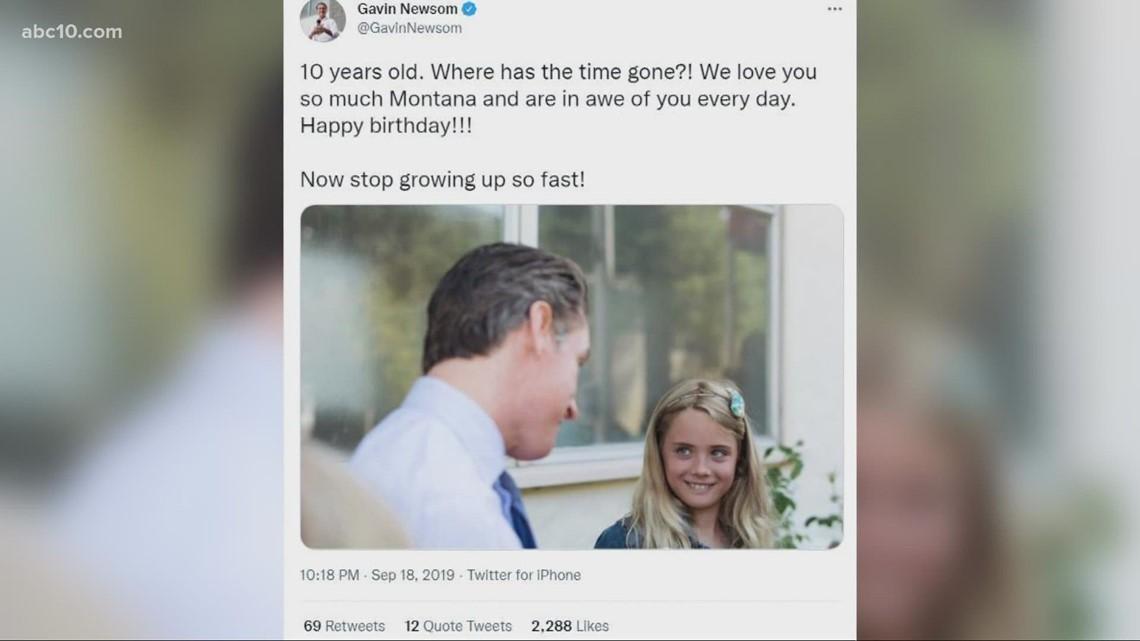 VERIFY   Is Gov. Gavin Newsom's daughter vaccinated?