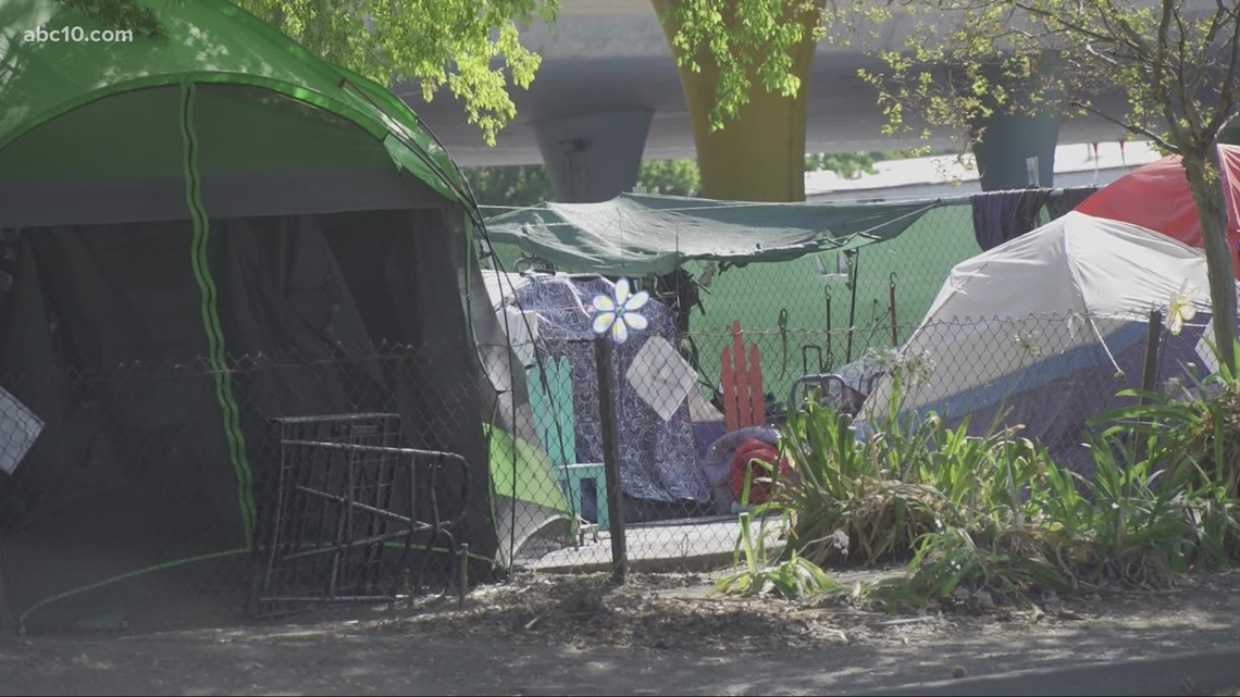 How Sacramento is preparing to house homeless ahead of incoming storm