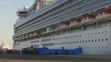 Elk Grove couple quarantined aboard ship in Japan won't evacuate to U.S.