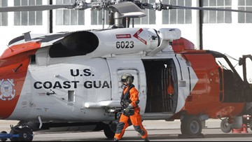 Coast Guard: Tour helicopter carrying 7 missing in Hawaii