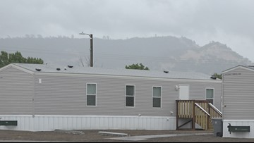 Temporary housing community for Camp Fire survivors opened in Oroville