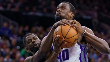 Sacramento Kings lose to the Philadelphia 76ers 91-97