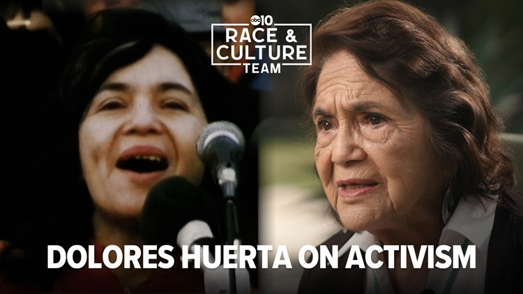 Dolores Huerta continues fight for civil rights | Race and Culture