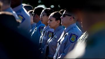Sacramento community mourns at memorial for fallen Officer Tara O'Sullivan