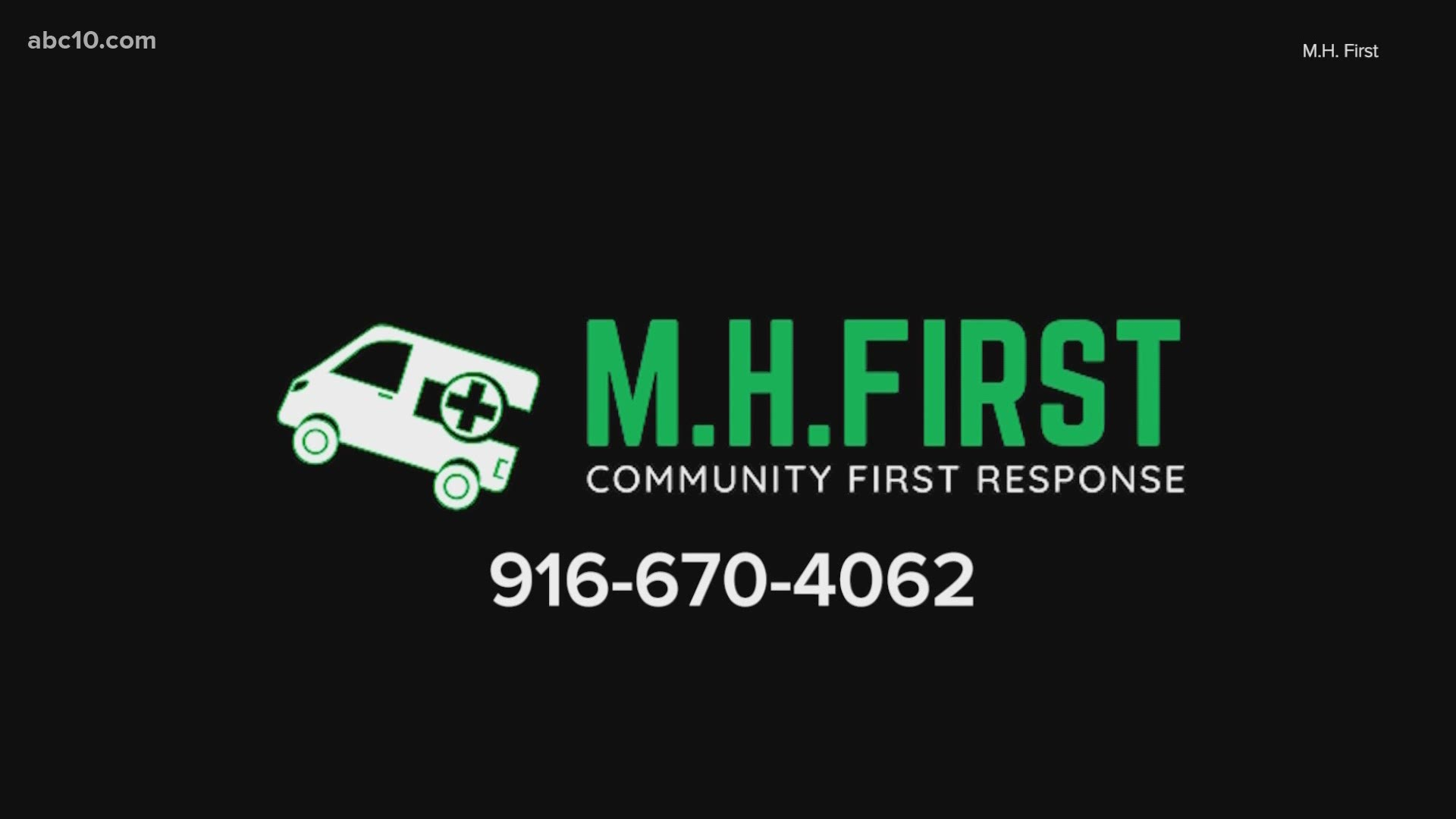 Mental Health First Team Offering Mental Health Help To People Abc10 Com