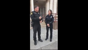 San Joaquin Sheriff gives update on Franklin High School shooting threat in Stockton, arrests | Raw
