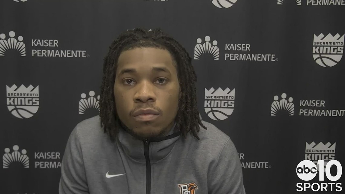Richaun Holmes gives his assessment of his Sacramento Kings at the All-Star break