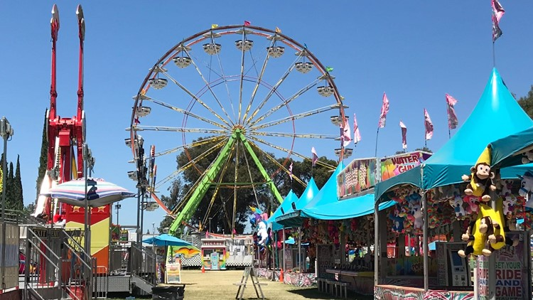 Could California's county fairs move to later in the year? 'It'd be a tough call to do'